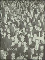 1962 Chanel High School Yearbook Page 136 & 137