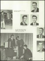 1962 Chanel High School Yearbook Page 138 & 139