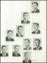 1962 Chanel High School Yearbook Page 140 & 141
