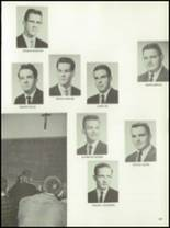 1962 Chanel High School Yearbook Page 142 & 143