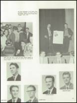 1962 Chanel High School Yearbook Page 144 & 145