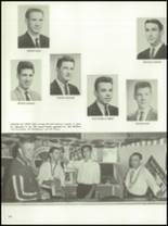1962 Chanel High School Yearbook Page 146 & 147
