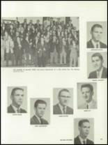 1962 Chanel High School Yearbook Page 148 & 149