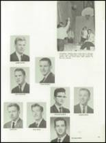 1962 Chanel High School Yearbook Page 150 & 151