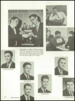 1962 Chanel High School Yearbook Page 152 & 153