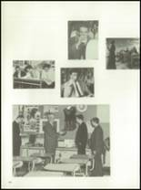 1962 Chanel High School Yearbook Page 156 & 157