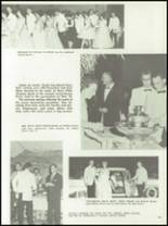 1962 Chanel High School Yearbook Page 158 & 159
