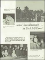 1962 Chanel High School Yearbook Page 160 & 161