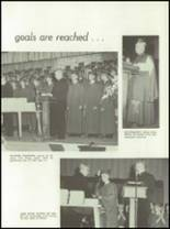 1962 Chanel High School Yearbook Page 164 & 165