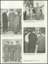 1962 Chanel High School Yearbook Page 166 & 167