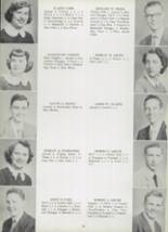 1952 Anderson High School Yearbook Page 18 & 19