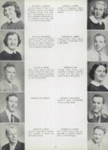 1952 Anderson High School Yearbook Page 20 & 21