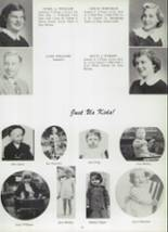 1952 Anderson High School Yearbook Page 22 & 23