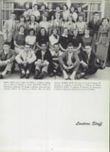 1952 Anderson High School Yearbook Page 32 & 33