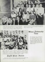 1952 Anderson High School Yearbook Page 34 & 35