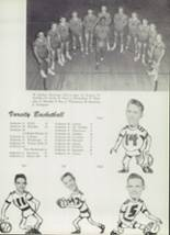 1952 Anderson High School Yearbook Page 50 & 51