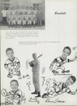 1952 Anderson High School Yearbook Page 52 & 53