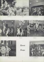 1952 Anderson High School Yearbook Page 54 & 55