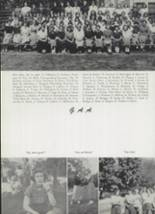 1952 Anderson High School Yearbook Page 56 & 57