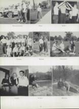 1952 Anderson High School Yearbook Page 76 & 77