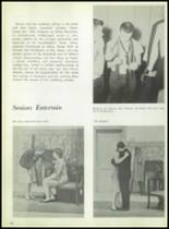 1962 Wabash High School Yearbook Page 18 & 19