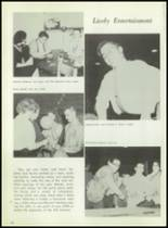 1962 Wabash High School Yearbook Page 20 & 21