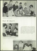 1962 Wabash High School Yearbook Page 28 & 29
