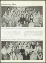 1962 Wabash High School Yearbook Page 32 & 33