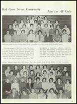 1962 Wabash High School Yearbook Page 36 & 37