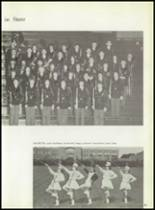 1962 Wabash High School Yearbook Page 38 & 39