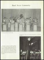 1962 Wabash High School Yearbook Page 40 & 41