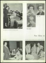 1962 Wabash High School Yearbook Page 44 & 45