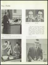 1962 Wabash High School Yearbook Page 46 & 47