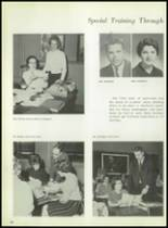 1962 Wabash High School Yearbook Page 50 & 51