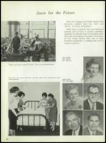 1962 Wabash High School Yearbook Page 52 & 53