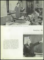 1962 Wabash High School Yearbook Page 54 & 55