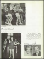1962 Wabash High School Yearbook Page 56 & 57