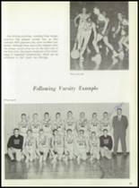 1962 Wabash High School Yearbook Page 64 & 65