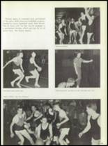 1962 Wabash High School Yearbook Page 66 & 67