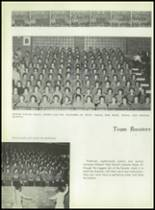 1962 Wabash High School Yearbook Page 70 & 71