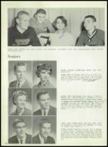 1962 Wabash High School Yearbook Page 80 & 81