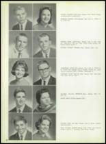 1962 Wabash High School Yearbook Page 86 & 87