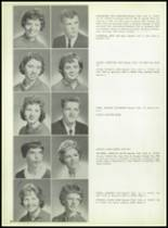 1962 Wabash High School Yearbook Page 88 & 89
