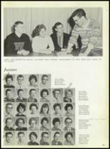 1962 Wabash High School Yearbook Page 94 & 95