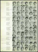 1962 Wabash High School Yearbook Page 96 & 97