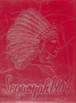 1964 Yearbook Chattooga High School