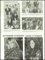1973 Ft. Collins High School Yearbook Page 22 & 23