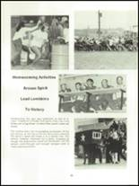 1973 Ft. Collins High School Yearbook Page 24 & 25