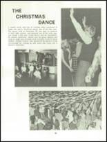 1973 Ft. Collins High School Yearbook Page 30 & 31