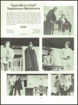 1973 Ft. Collins High School Yearbook Page 34 & 35